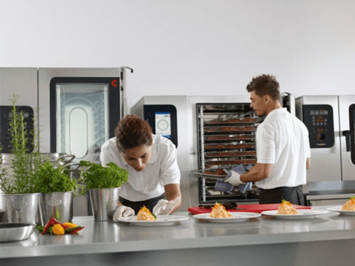 Cooking_Convotherm_Combi_oven